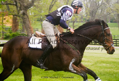 Boyd Martin and Ying Yang Yo
