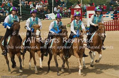 Pony Club; opening cermonies
