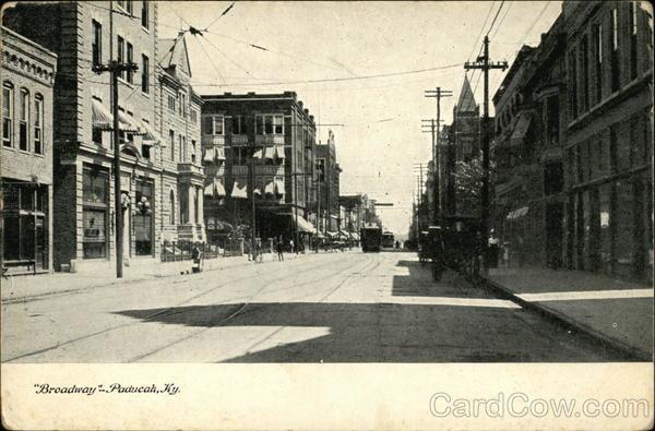 Broadway Paducah, KY