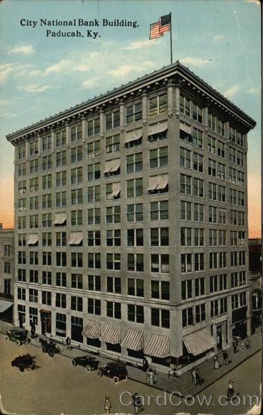 City National Bank Building Paducah, KY