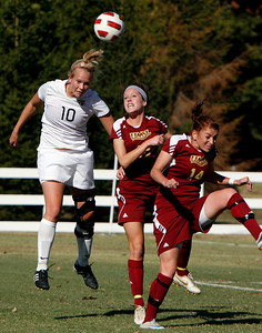 Action from the Panthers' game against UMSL Friday, October 15, 2010 on the Kentucky Wesleyan College campus.