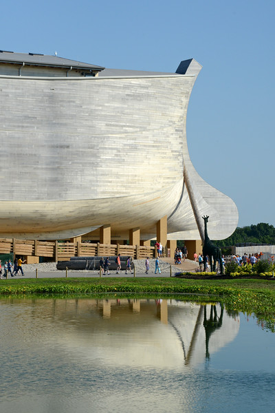 2017 Ark Encounter with Cindy