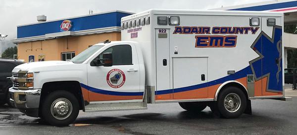 """""""Ambulance 922"""""""