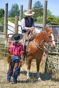 Cowboy Wisdom - Non textured Milpitas, CA. April 2010