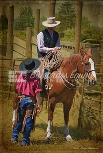 Cowboy Wisdom Milpitas, CA. April 2010