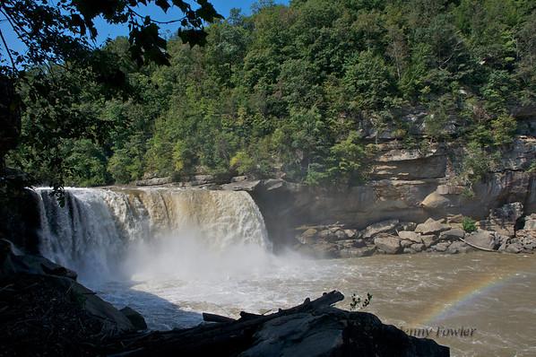 Sept 2011, UKWC, Cumberland Falls St Pk