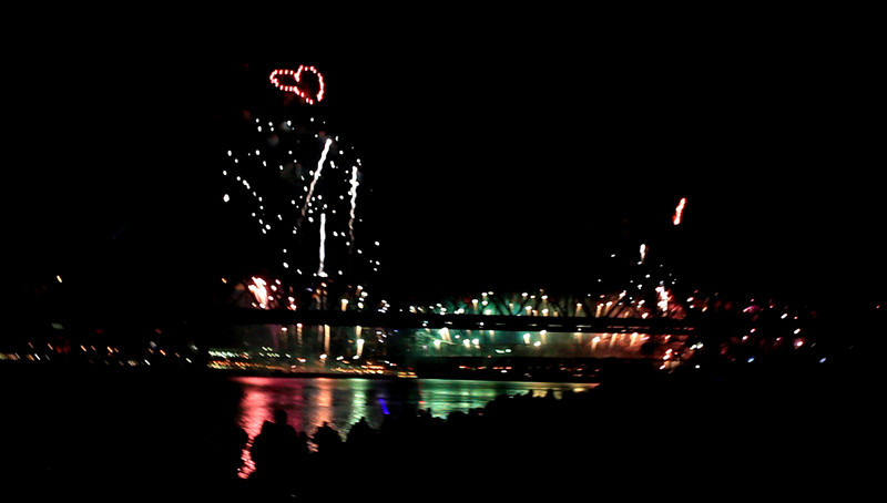 Thunder Over Louisville, Kentucky Derby Festival Celebration ♦ Opening festivies for the 2010 Kentucky Derby
