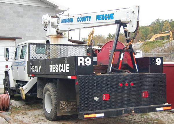 """Former Rescue 9"""
