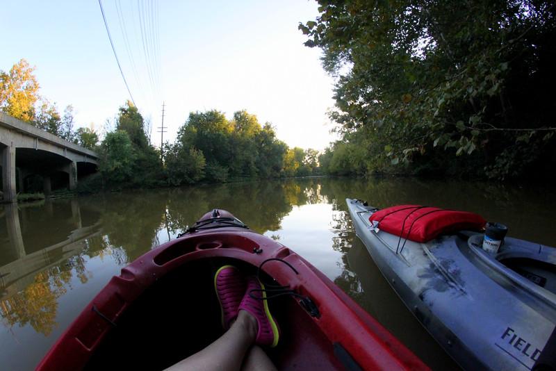 Harrod's Creek @ Hwy 42