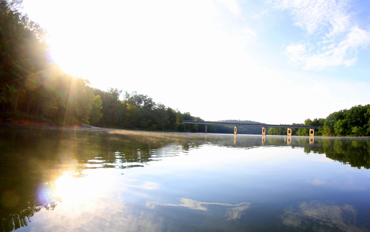 Sunrise Grayson Lake