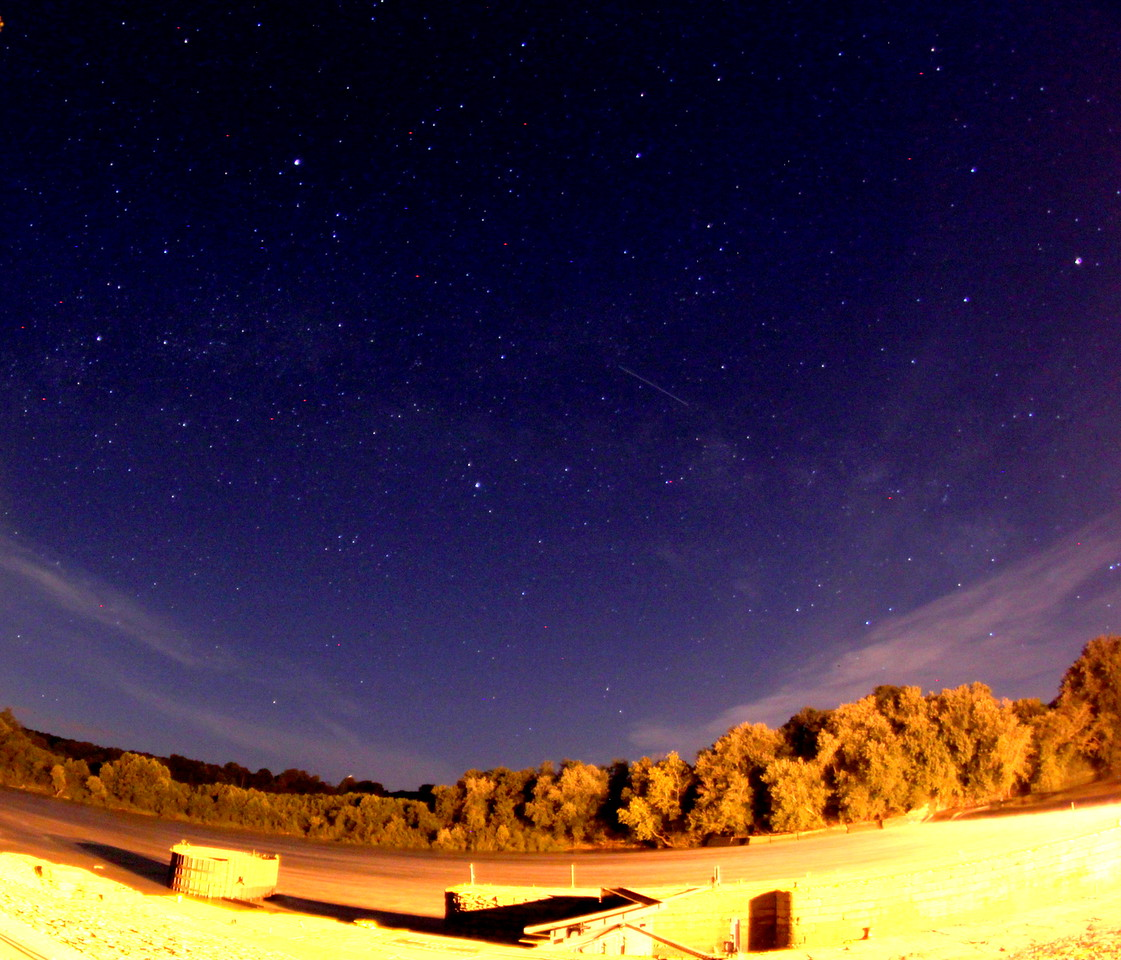 Stars Over Kentucky River