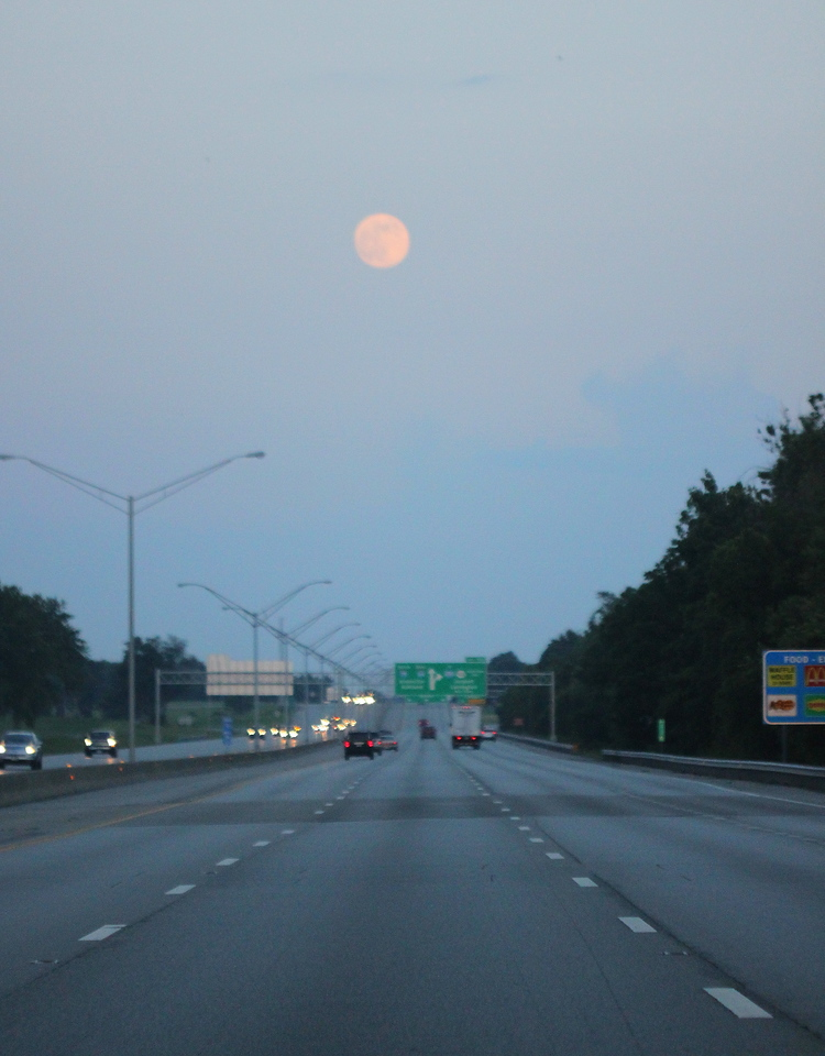 Super Moon - June, 2013