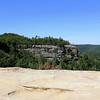 View from atop Natural Bridge, Natural Bridge State Park, Kentucky