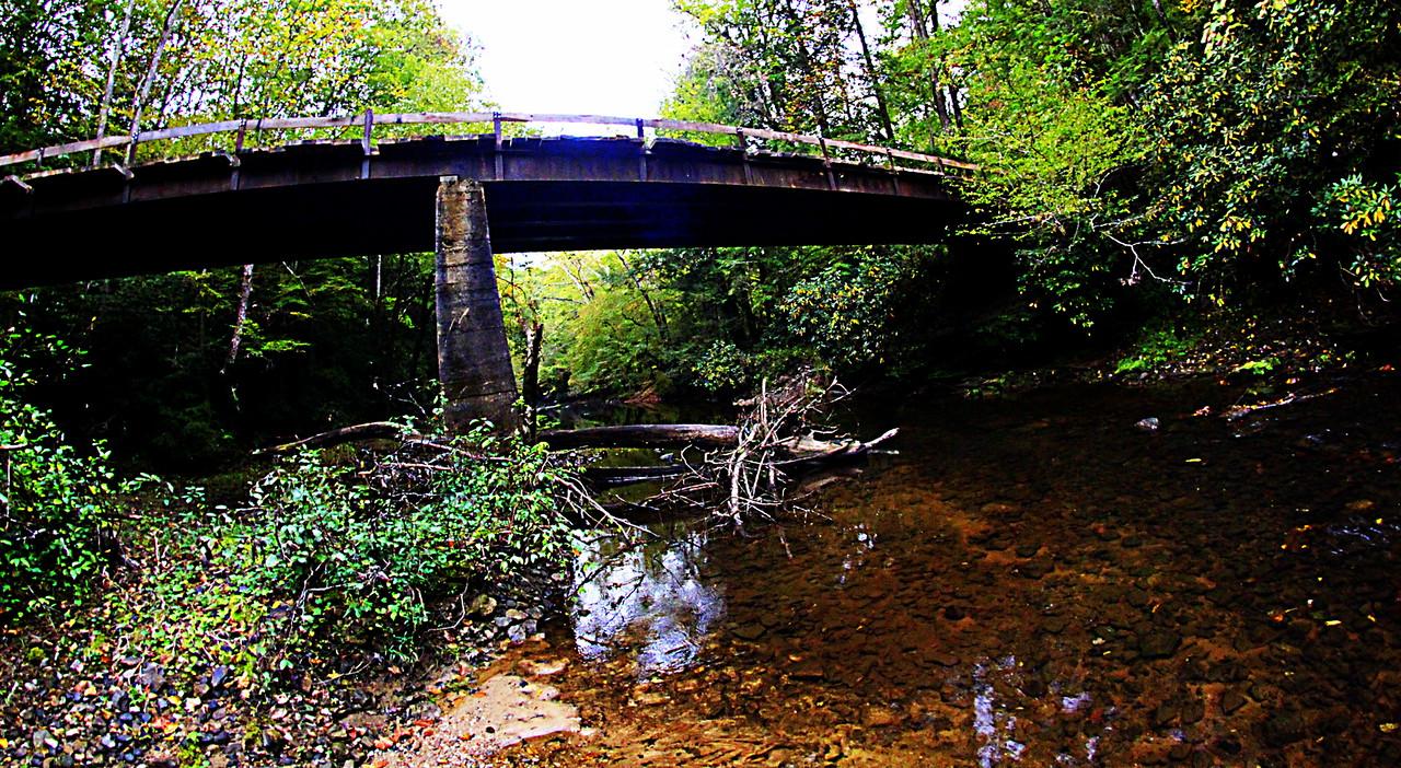 Near Rockcastle Creek