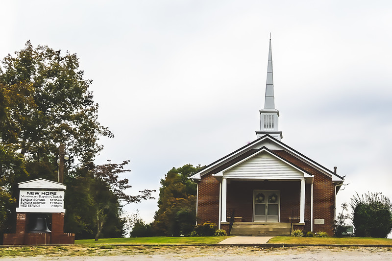 New Hope Missionary Baptist Church in Kentucky