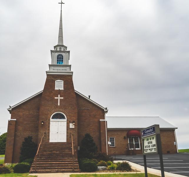 Gamaliel United Methodist Church in Kentucky