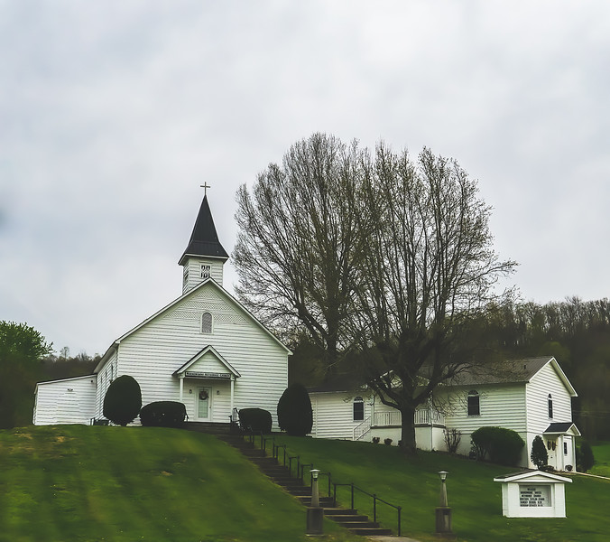 Marrowbone Methodist Church in Kentucky