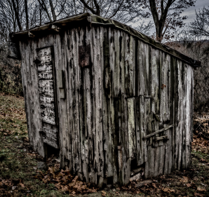Outhouse HDR