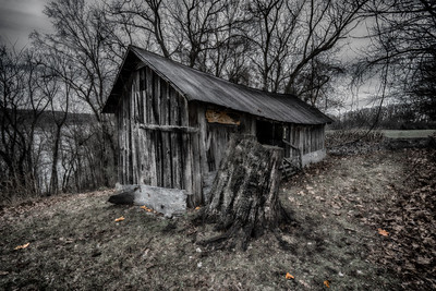 Kentucky Shack HDR