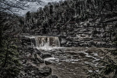 Cumberland Falls HDR