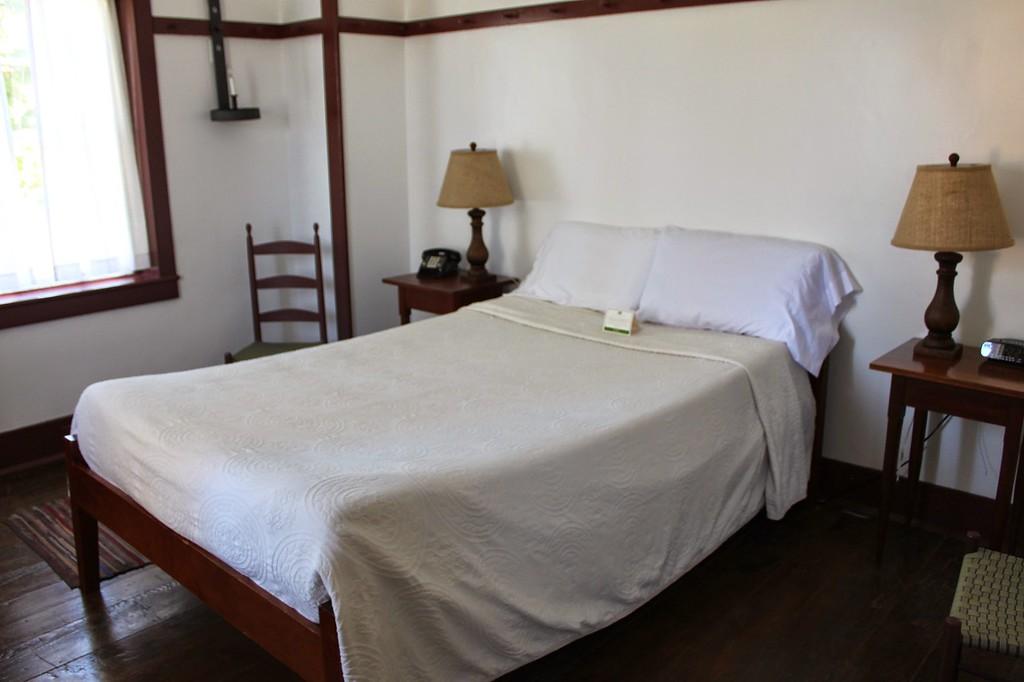 Shaker Village room