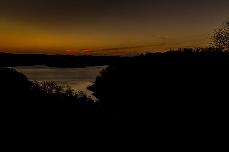 Lake Cumberland Sunrise