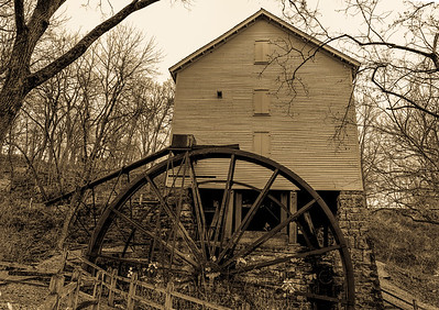 Sepia Mill