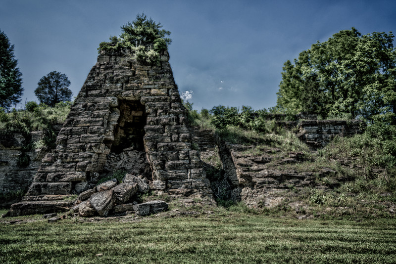 Boone Iron Furnace