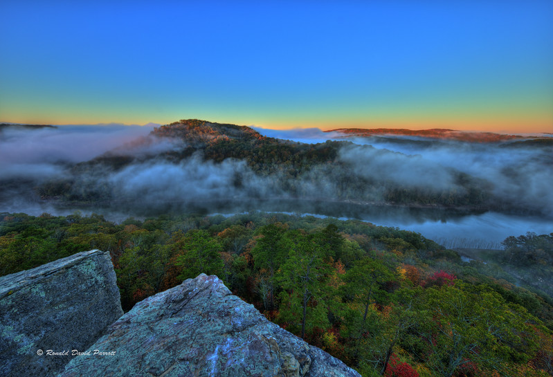 Foggy Buzzard Rock Sunrise, 4 of 8