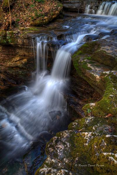 Natural Waterslide