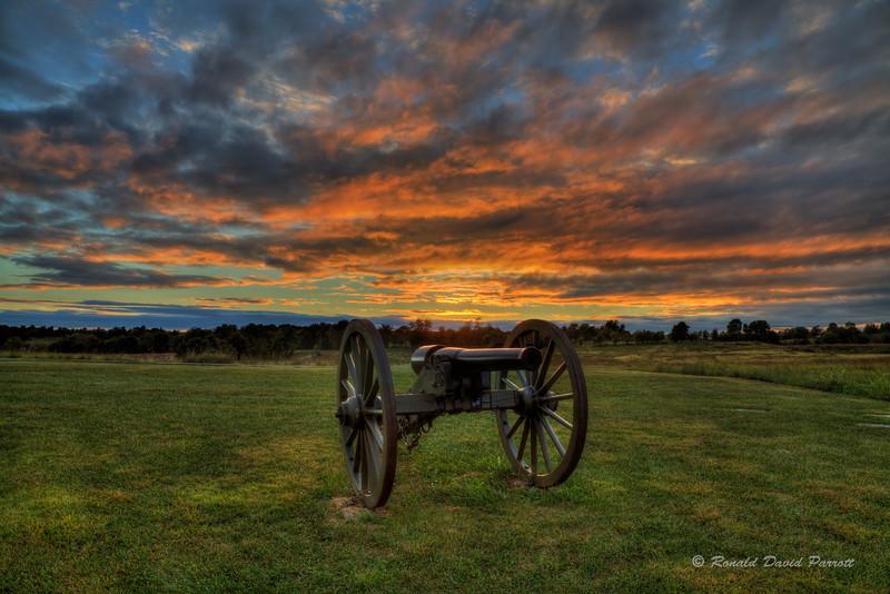 Guarding the Sunset
