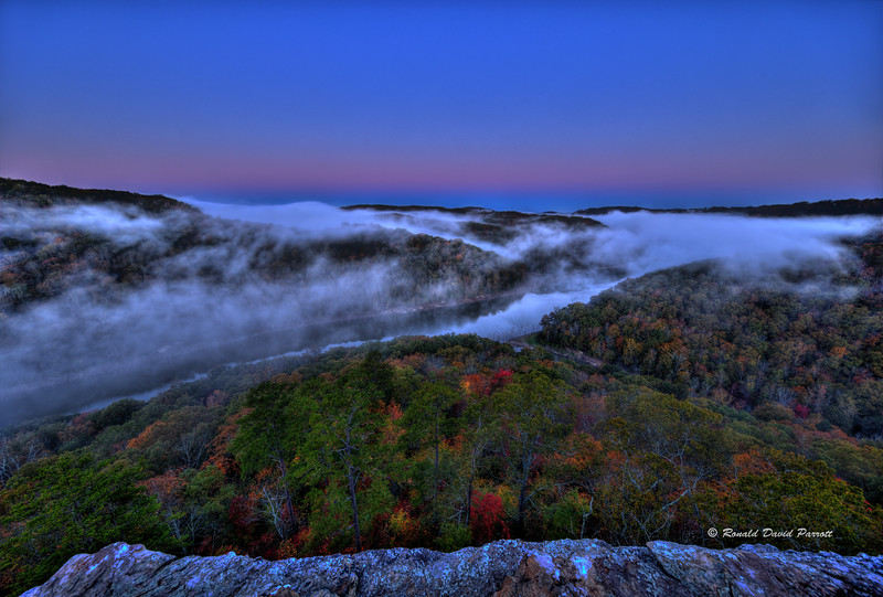 Foggy Buzzard Rock Sunrise, 2 of 8