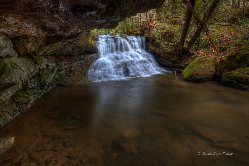 Middle Fork Cane Creek