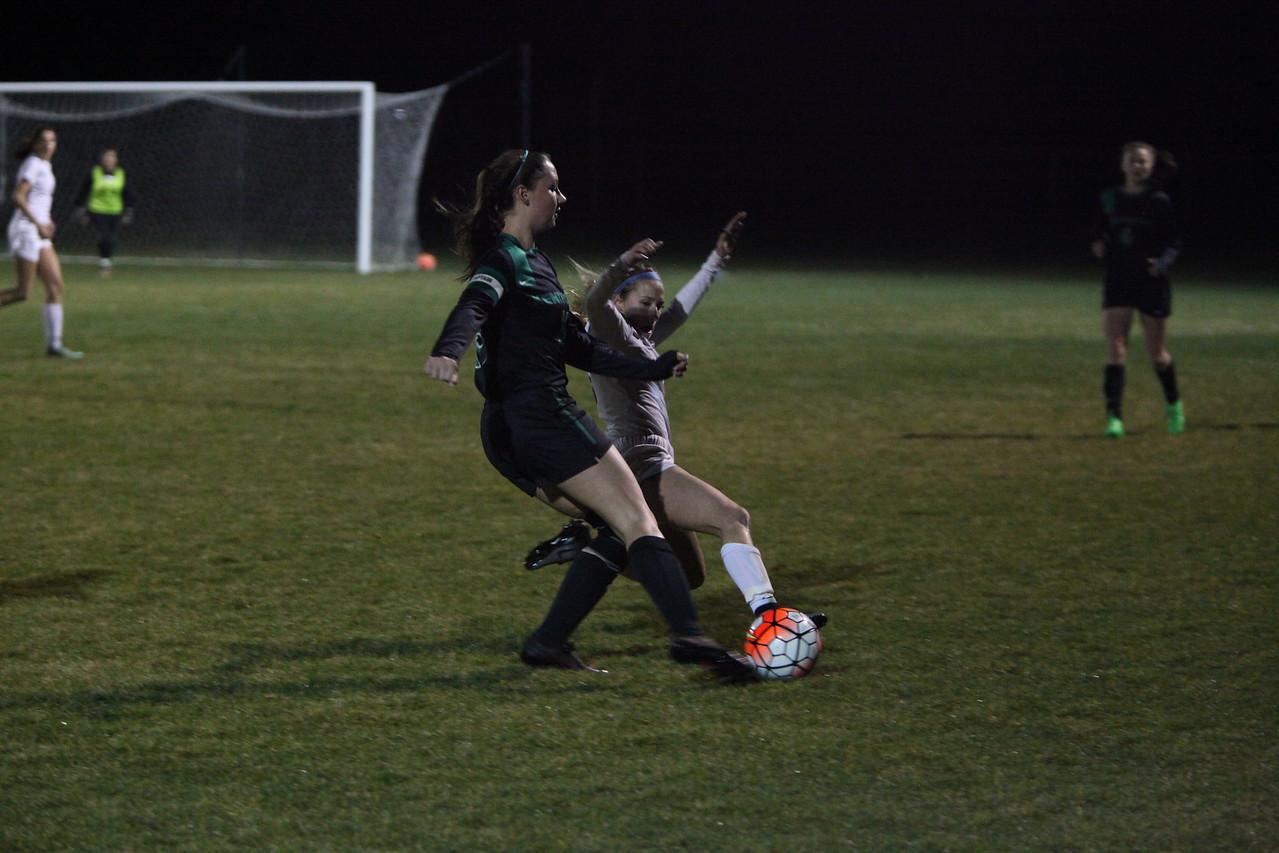 2016 Kentwood Girls Soccer - State Playoffs - Nov 8