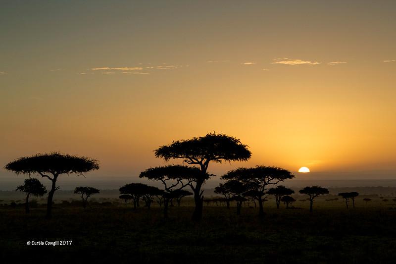 Sunrise Mara