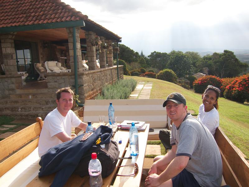 Aberdare Country Club (Mount Kenya) - April 2012