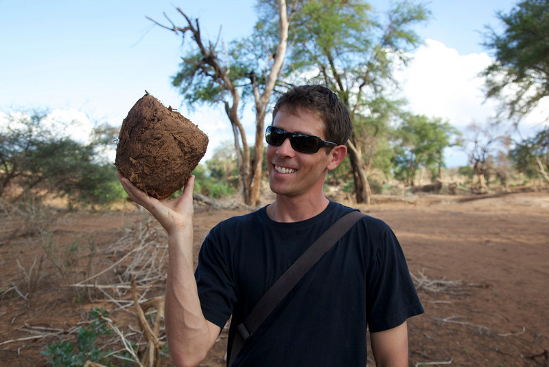 Adams souvenir from Samburu