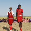 3 - Loodariak - high school boys - traditional Massai warrior song/dance