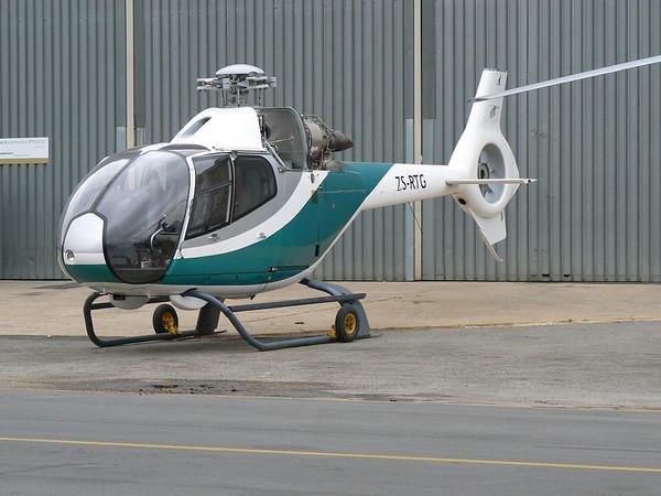 ZS-RTG EC120 @ Lanseria SA Sept 2009