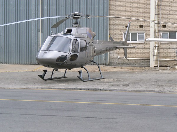 AS350 @ Lanseria SA Sept 2009