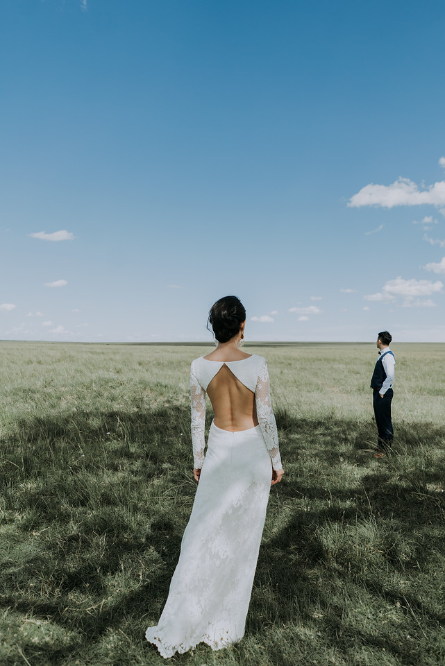 Elopement in Masai Mara, Kenya