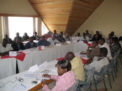 BF Workshop Nairobi June 2009