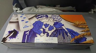Snack on KLM