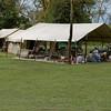 The dining hall at Nakuru