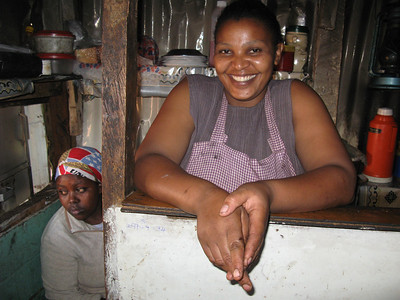Kahawa Nairobi Kenya - July  2008