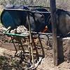 High tech water heater