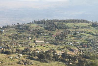 Kenya - Road to Naivasha June 2010
