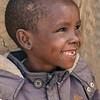 A young Maasai