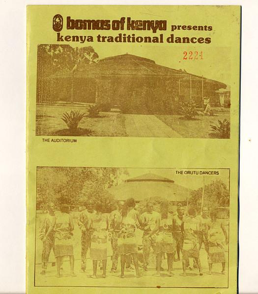Bomas Brochure 1