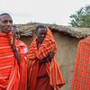 Life at a Masai Mara Village, Kenya